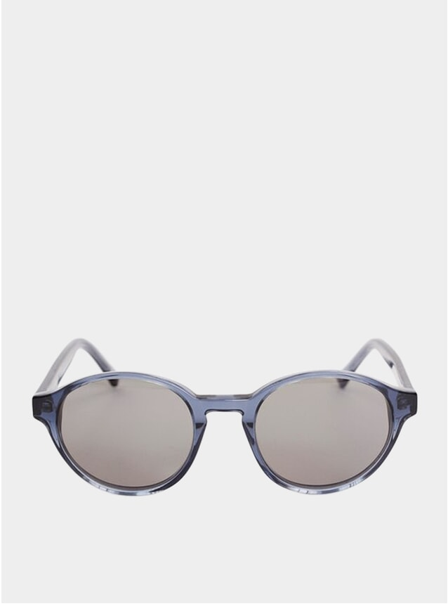 Midnight Blue Tulum Sunglasses