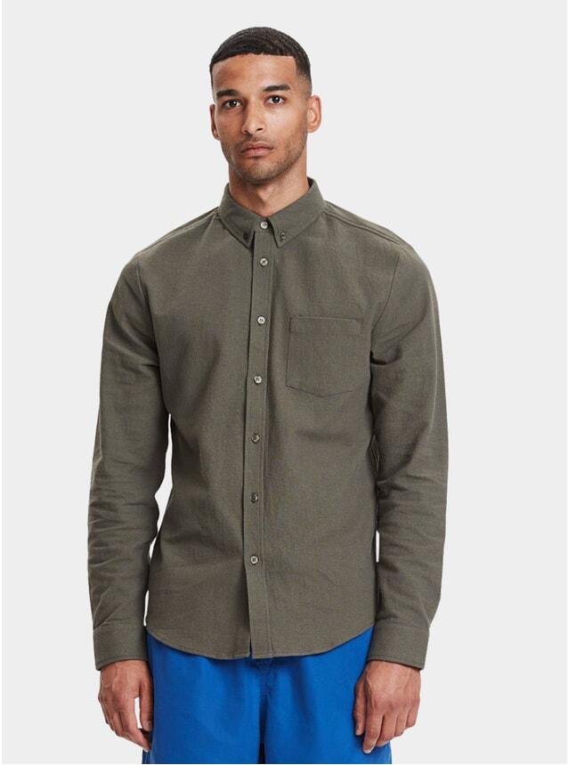 Olive Lagos Shirt