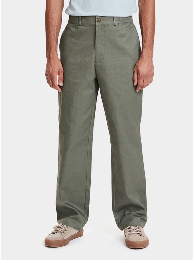 Pine Green Maverick Trousers