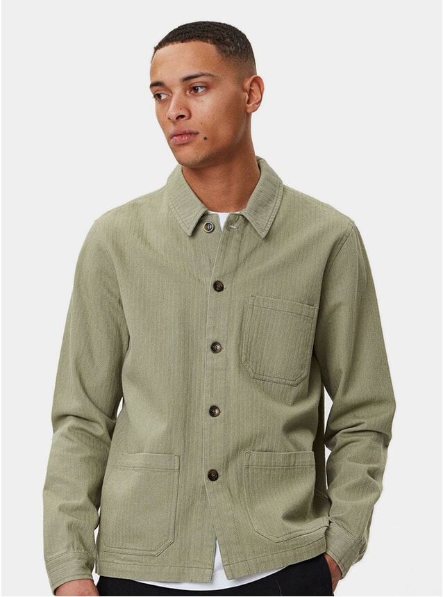 Sage Green Napoli Work Shirt