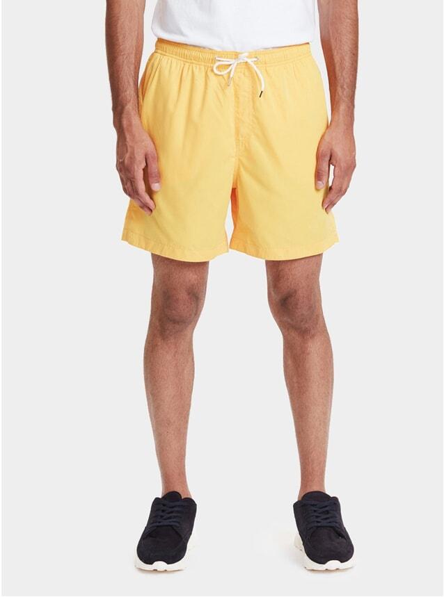 Sunflower Yellow Pool Shorts