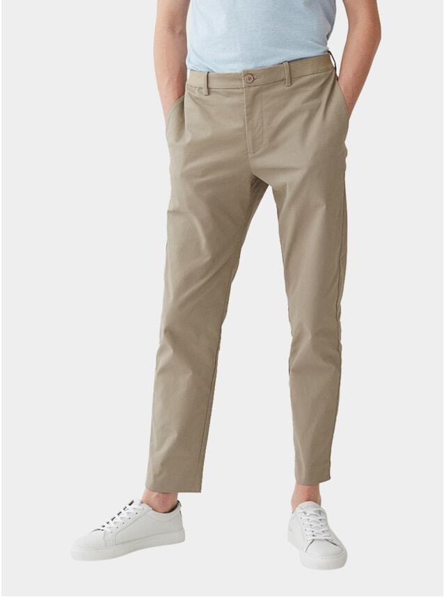 Khaki Century Trousers