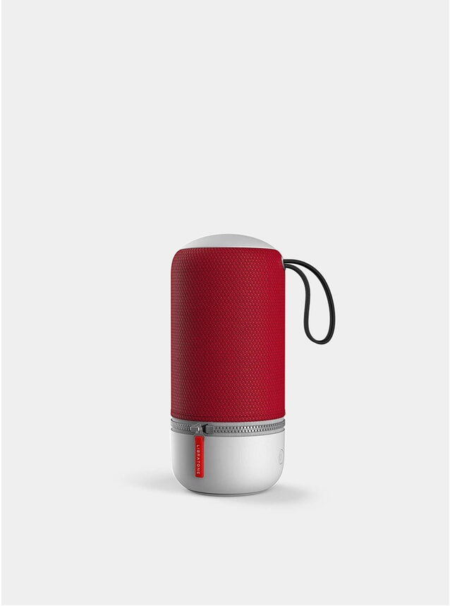 Cranberry Red Mini Zipp 2 BT Speaker