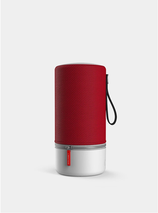 Cranberry Red Zipp 2 BT Speaker
