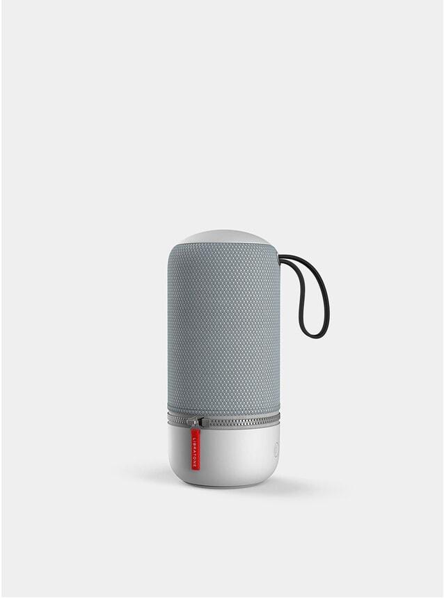 Frosty Grey Mini Zipp 2 BT Speaker