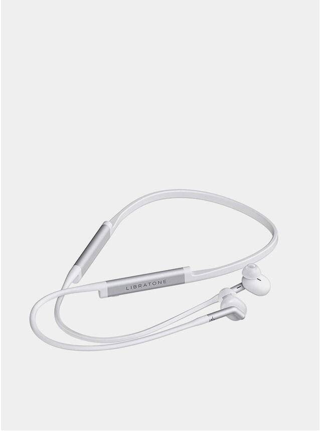 White Track+ Wireless Earphones