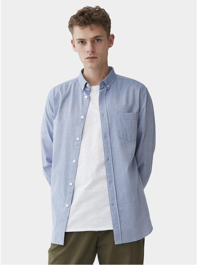 Light Blue Ocean Oxford Shirt