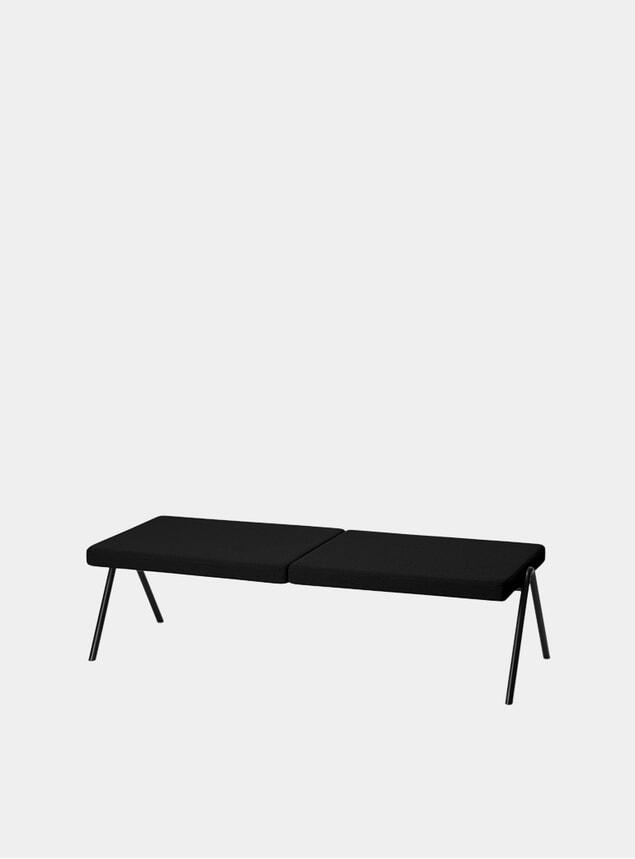 Black DL6 Plato Bench