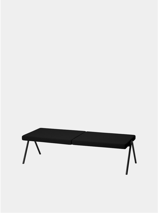 Black DL6 Plato Bench