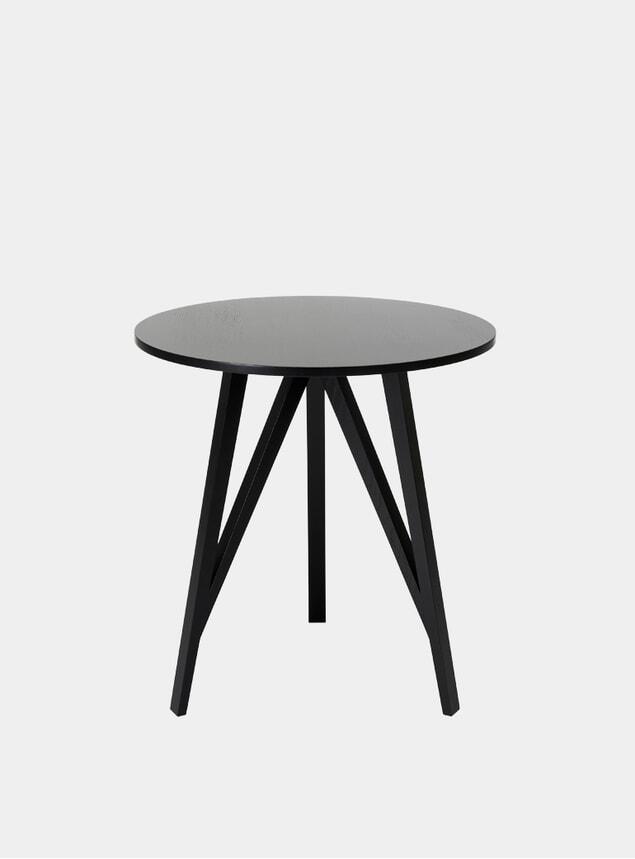 Jet Black JL3 Faber Bistro Table