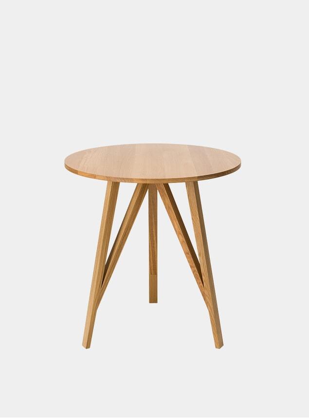 Natural Oak JL3 Faber Bistro Table
