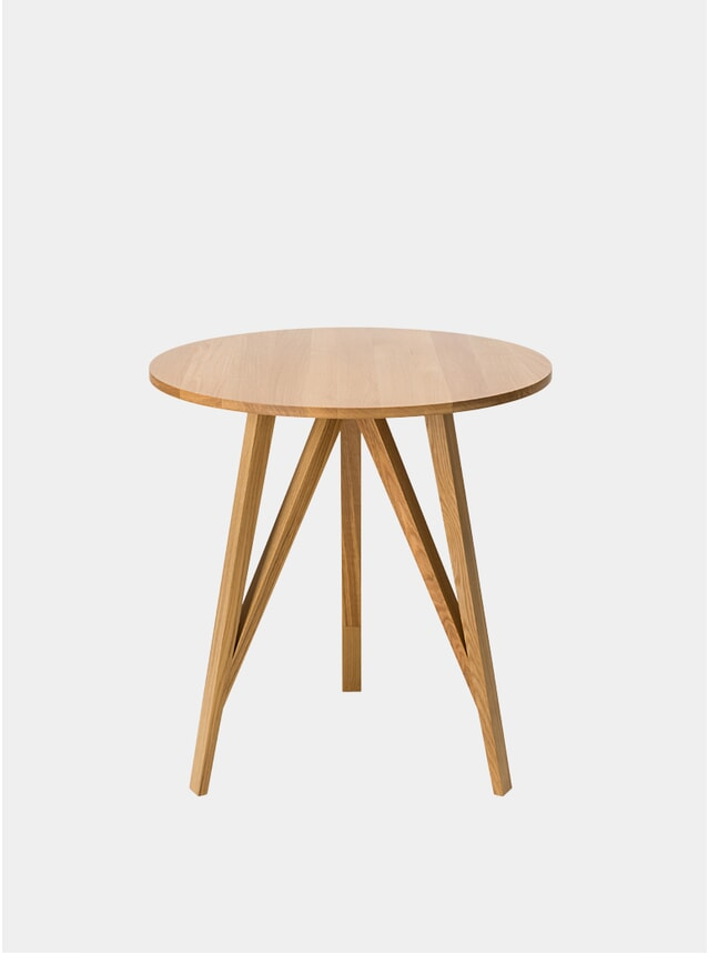 Natural Oak JL3 Faber Bistro Table