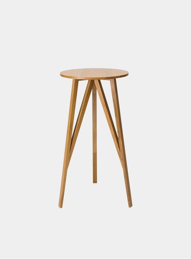 Oak JL7 Faber High Table