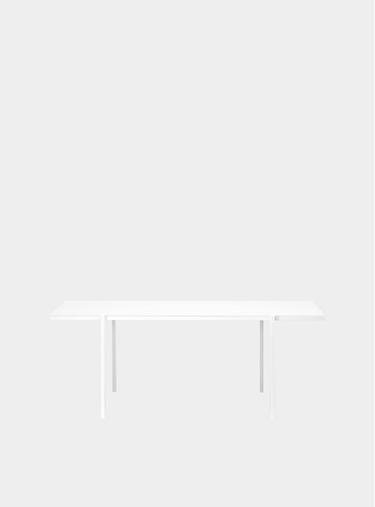 White DL5 Neo Dining Table