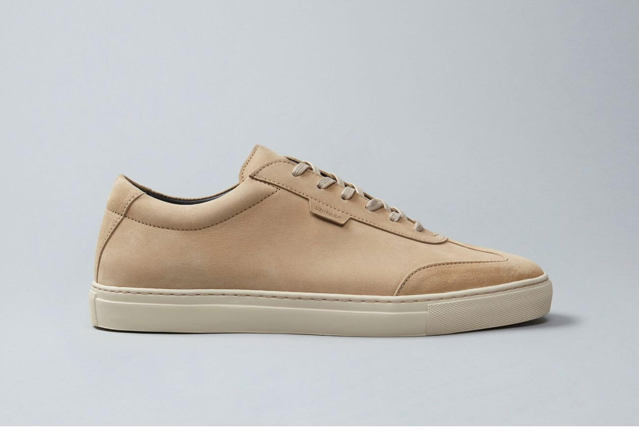 Uniform Standard Sustainable Sneakers