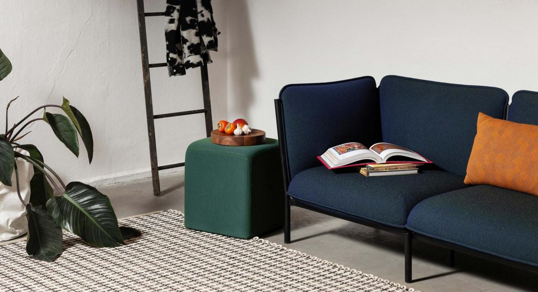 Marvelous Poufs Leather Pouf Living Room Poufs Ottomans Opumo Theyellowbook Wood Chair Design Ideas Theyellowbookinfo