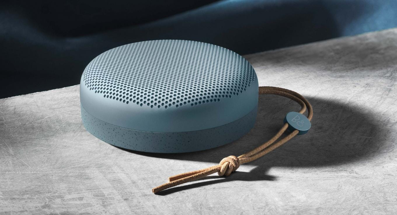 b&o beoplay a1 portable bluetooth speaker