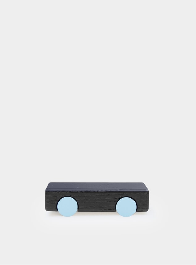 Navy / Light Solid Mini Car