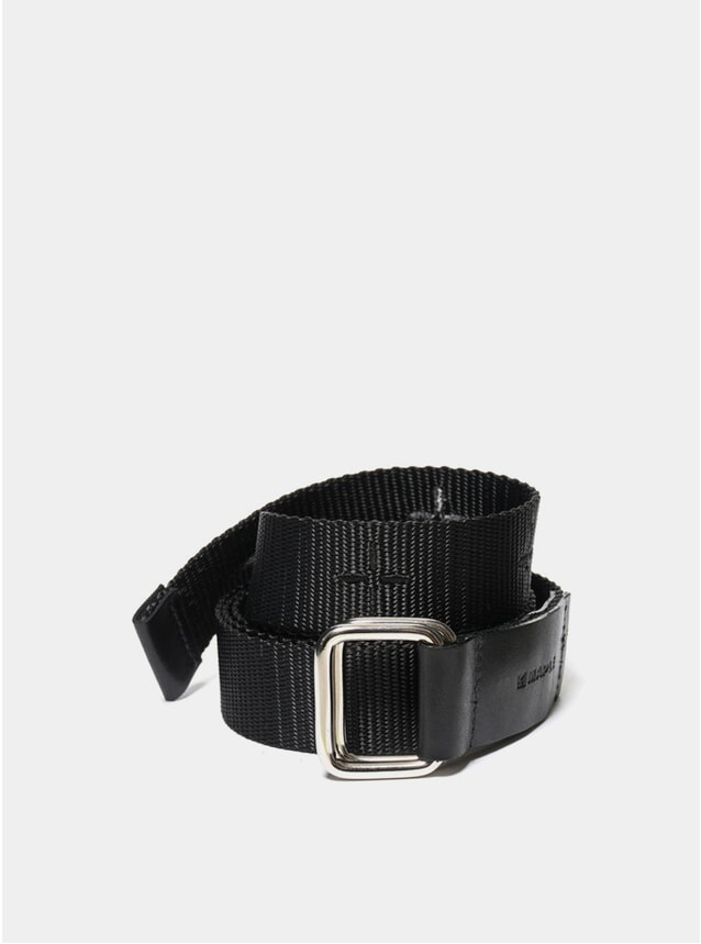 Black Bandana Belt