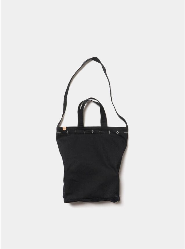 Black Bandana Tote Bag