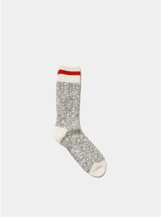 Grey Heritage Socks