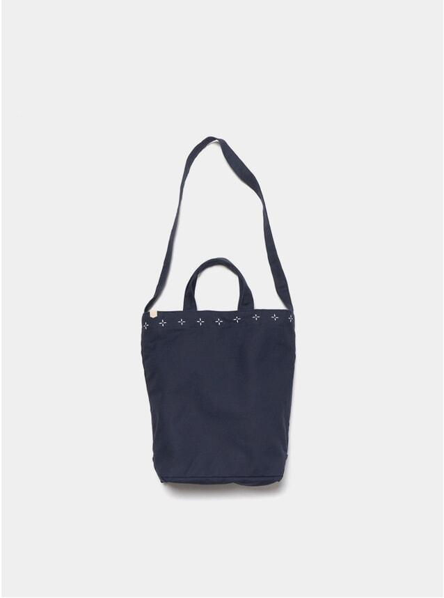 Navy Bandana Tote Bag