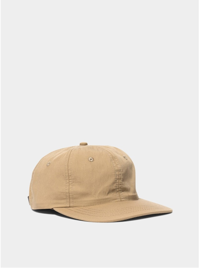 Tan Weathercloth Ball Cap