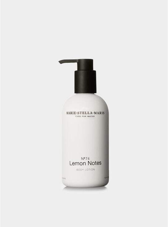 No.74 Lemon Notes Body Lotion