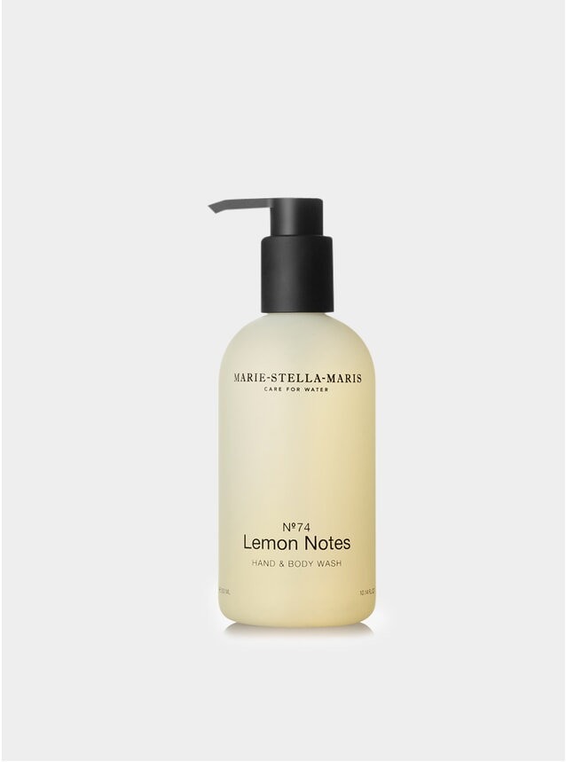 No.74 Lemon Notes Hand & Body Wash