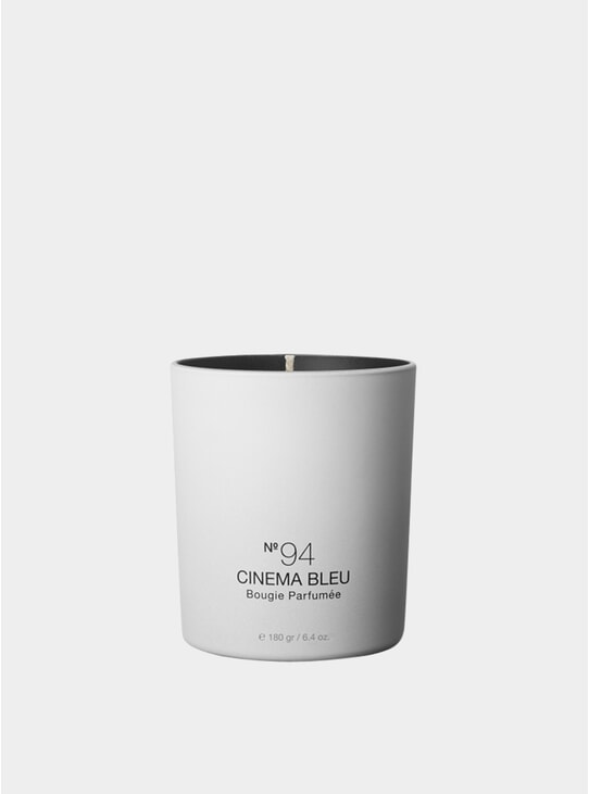 No.94 Cinéma Bleu Luxurious Scented Candle