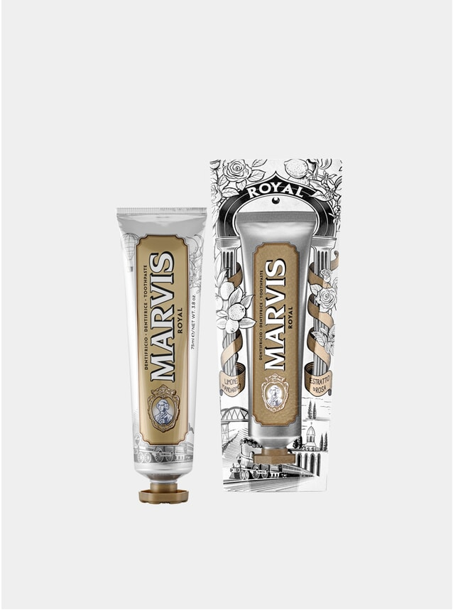 Royal Wonders of the World Toothpaste