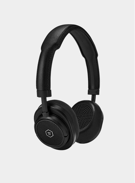 Black Metal / Black MW50 Wireless Headphones