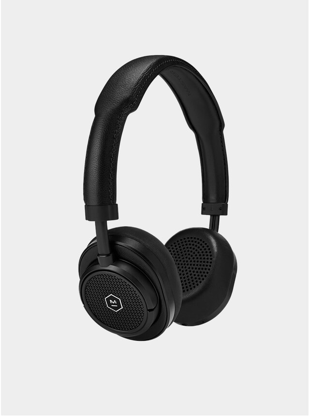 Black Metal / Black MW50 Wireless Headphones