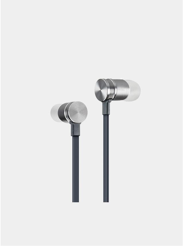 Gunmetal ME01 Earphones