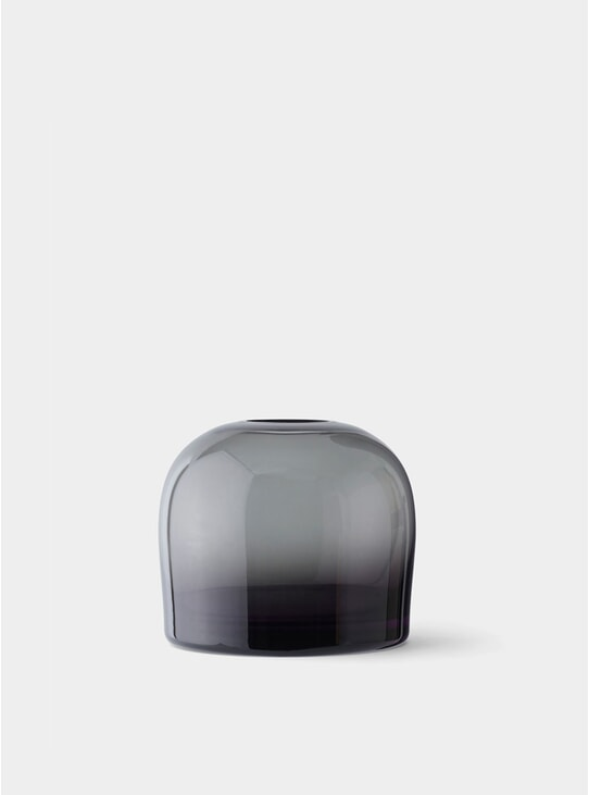 Medium Smoke Troll Vase