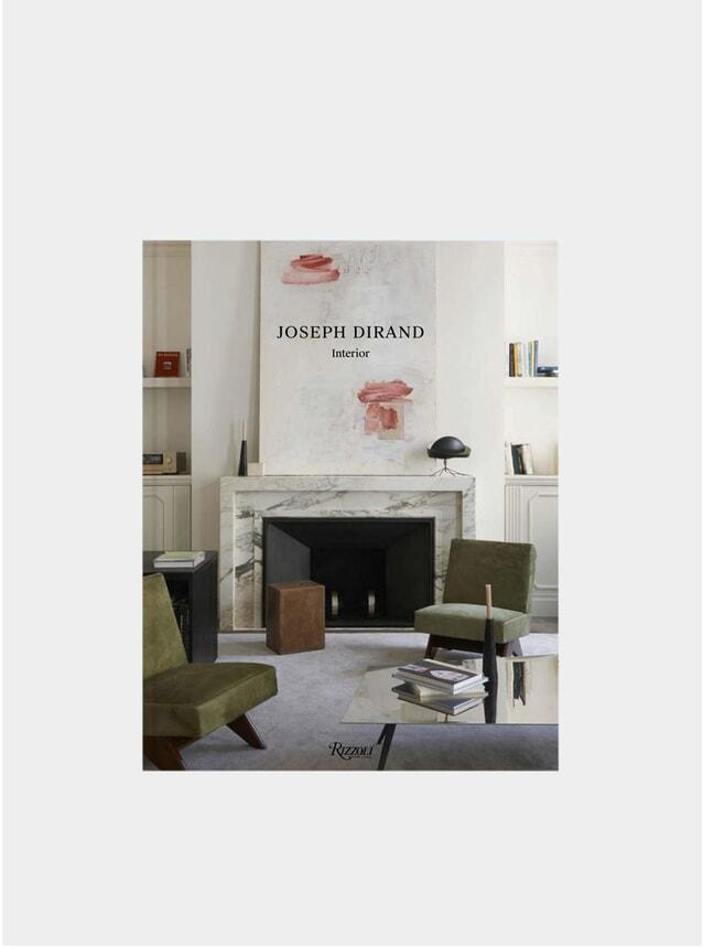 Joseph Dirand: Interior Book