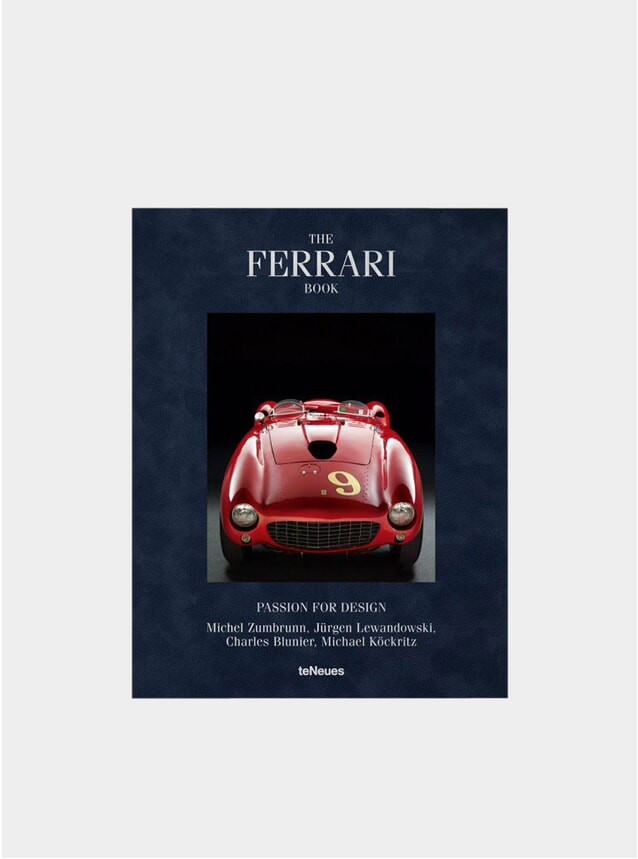 The Ultimate Ferrari Book
