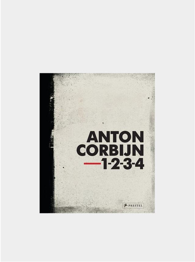 Anton Corbijn: 1-2-3-4 Book