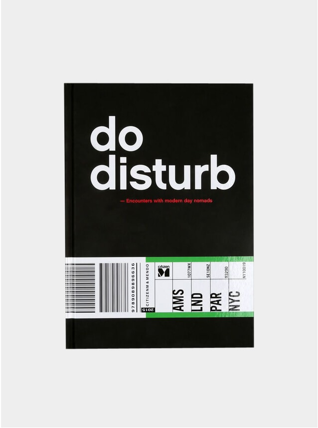 Do Disturb Book