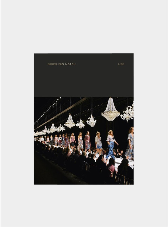 Dries Van Noten 1-50 Book