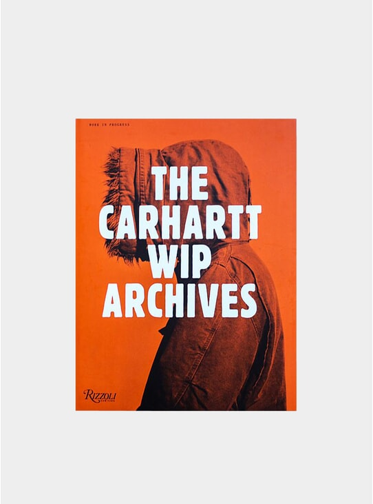 The Carhartt WIP Archives Book
