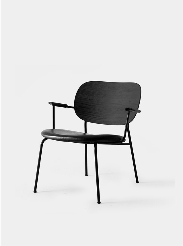 Black Co Lounge Chair