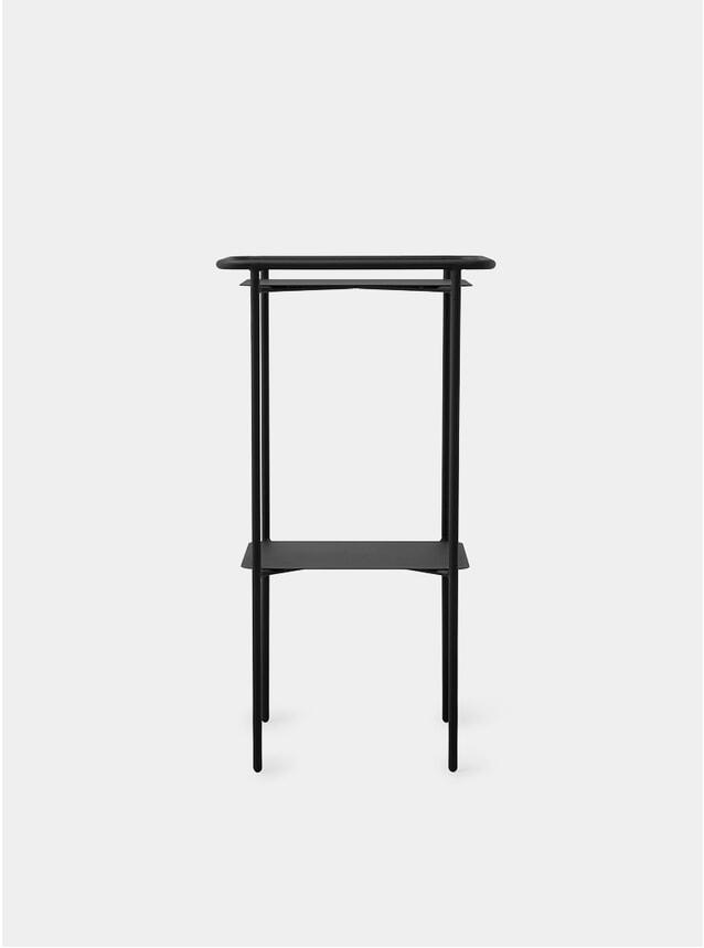 Black Copenhagen Tray Table