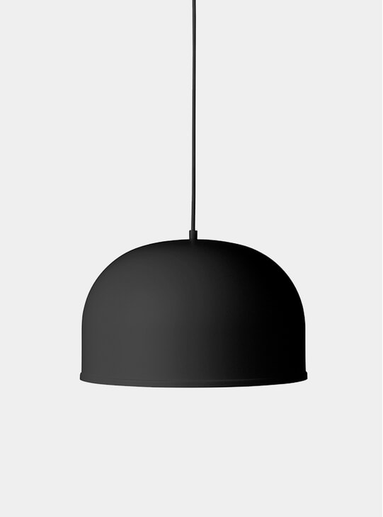 Black GM30 Pendant