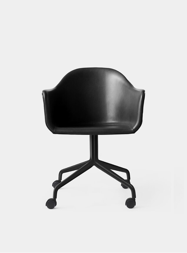 Black Harbour Swivel Chair