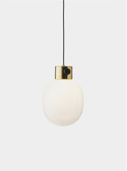 Brass JWDA Pendant Lamp