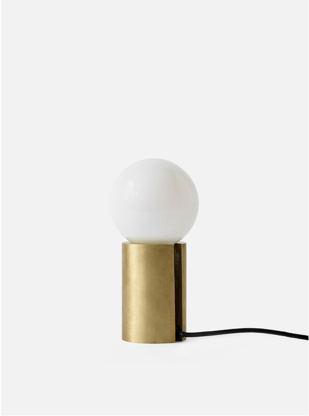 Brass Socket Occasional Lamp