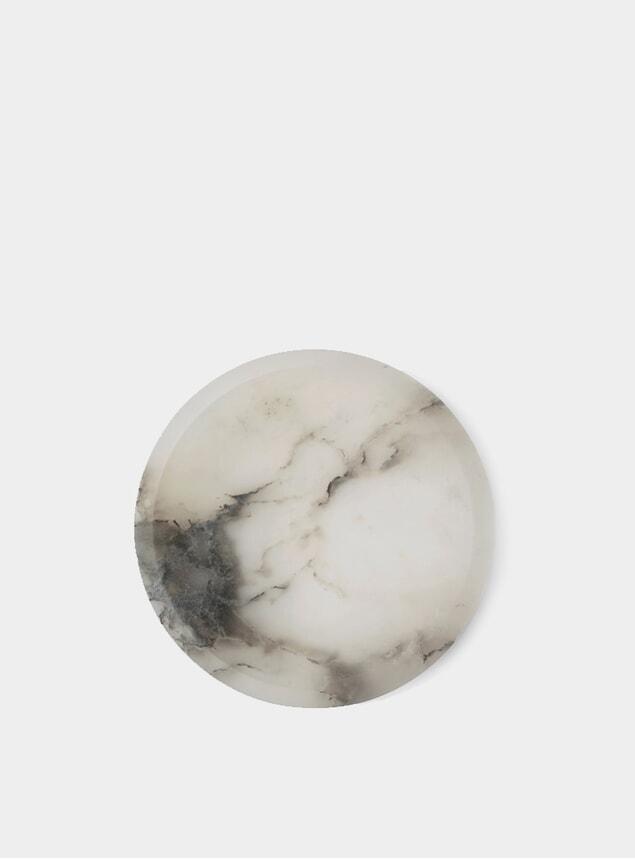 Cloud Stone Circular Bowl