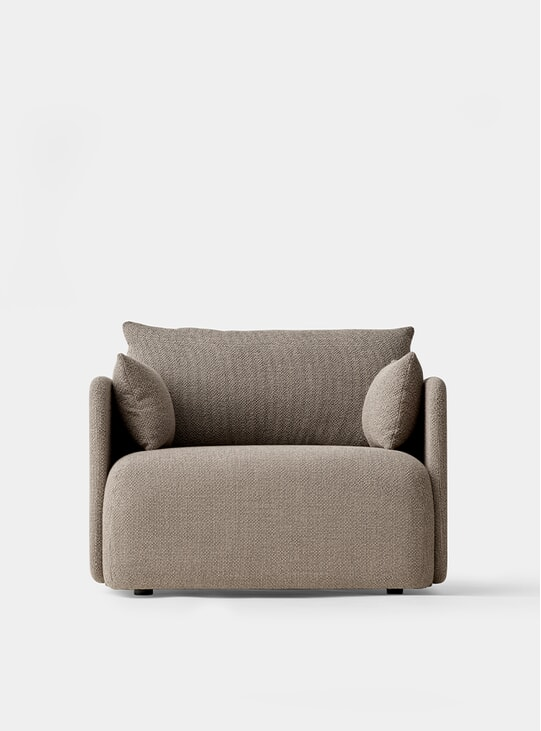 Colline Offset 1 Seater