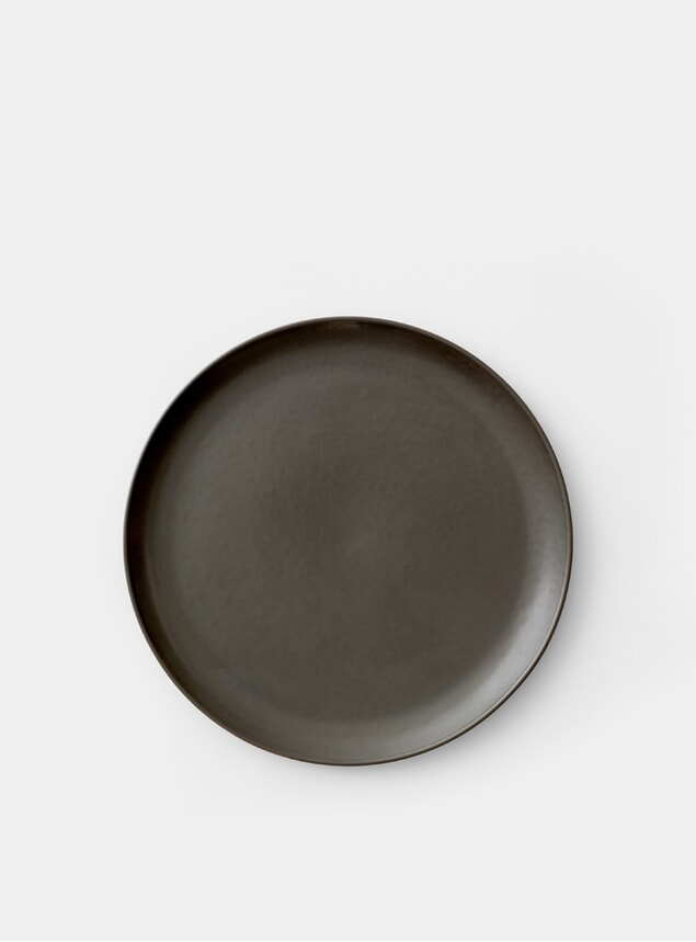 Dark Glazed New Norm Side Plate Set of 6
